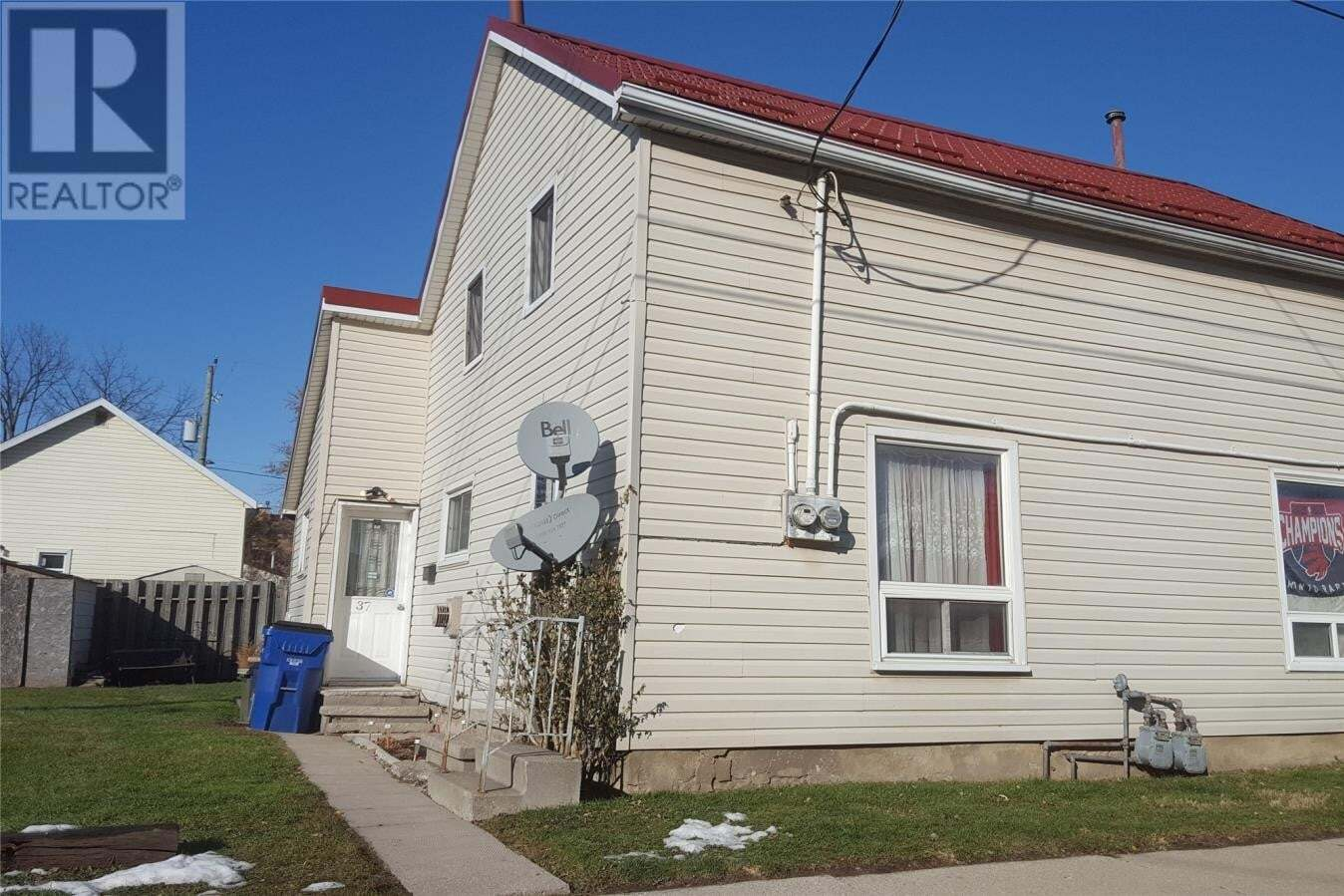 Townhouse for sale at 37 Kirk St Chatham Ontario - MLS: 20005996