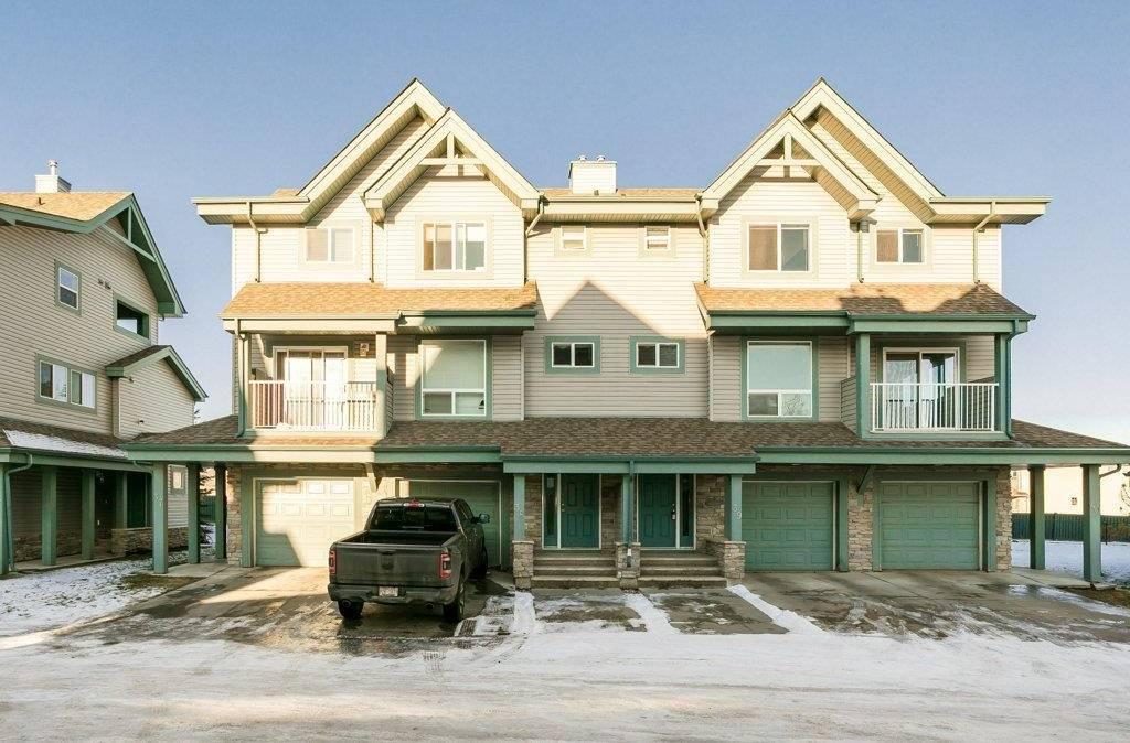 Townhouse for sale at 12050 17 Ave Sw Unit 37 Edmonton Alberta - MLS: E4180574