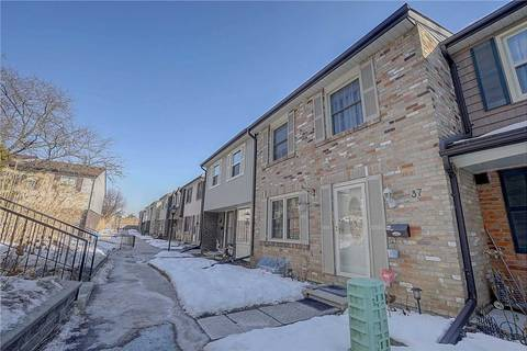 Condo for sale at 125 Palmdale Dr Unit 37 Toronto Ontario - MLS: E4753764