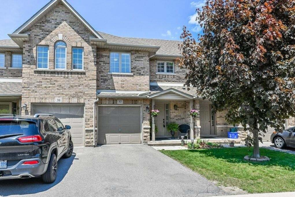 Townhouse for sale at 1276 Silvan Forest Dr Unit 37 Burlington Ontario - MLS: H4079065