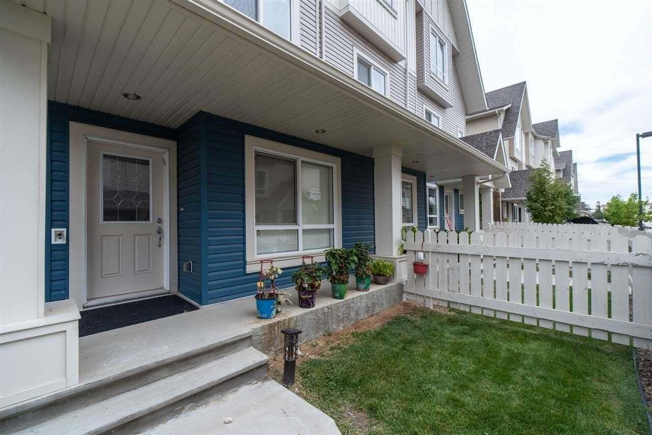 Townhouse for sale at 13003 132 Av NW Unit 37 Edmonton Alberta - MLS: E4215626