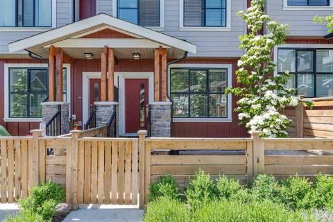 Townhouse for sale at 13260 236 St Unit 37 Maple Ridge British Columbia - MLS: R2379106