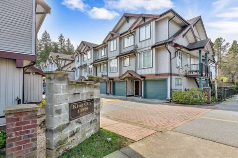 Townhouse for sale at 13528 96 Ave Unit 37 Surrey British Columbia - MLS: R2438801