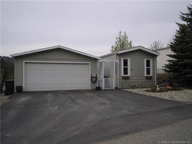 House for sale at 1750 Lenz Rd Unit 37 West Kelowna British Columbia - MLS: 10181147