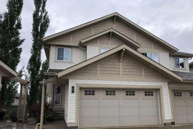 Townhouse for sale at 1901 126 St SW Unit 37, Edmonton Alberta - MLS: E4204459