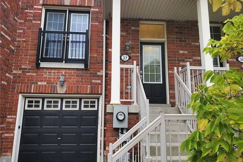 Townhouse for sale at 2186 Fiddler's Wy Unit 37 Oakville Ontario - MLS: W4590360
