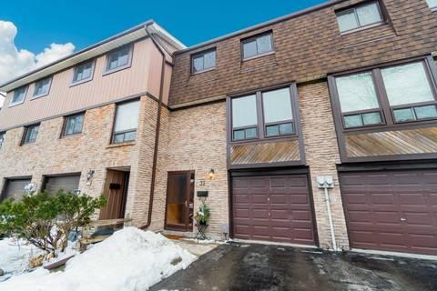 Condo for sale at 221 Ormond Dr Unit 37 Oshawa Ontario - MLS: E4690168