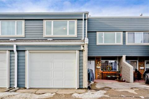 Townhouse for sale at 228 Theodore Pl Northwest Unit 37 Calgary Alberta - MLS: C4283015