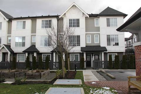 Townhouse for sale at 30989 Westridge Pl Unit 37 Abbotsford British Columbia - MLS: R2387533