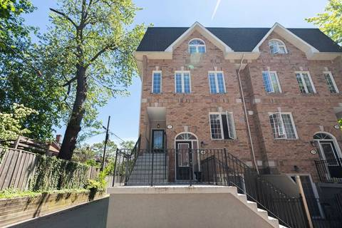 Townhouse for sale at 32 Rusholme Park Cres Unit 37 Toronto Ontario - MLS: C4496666