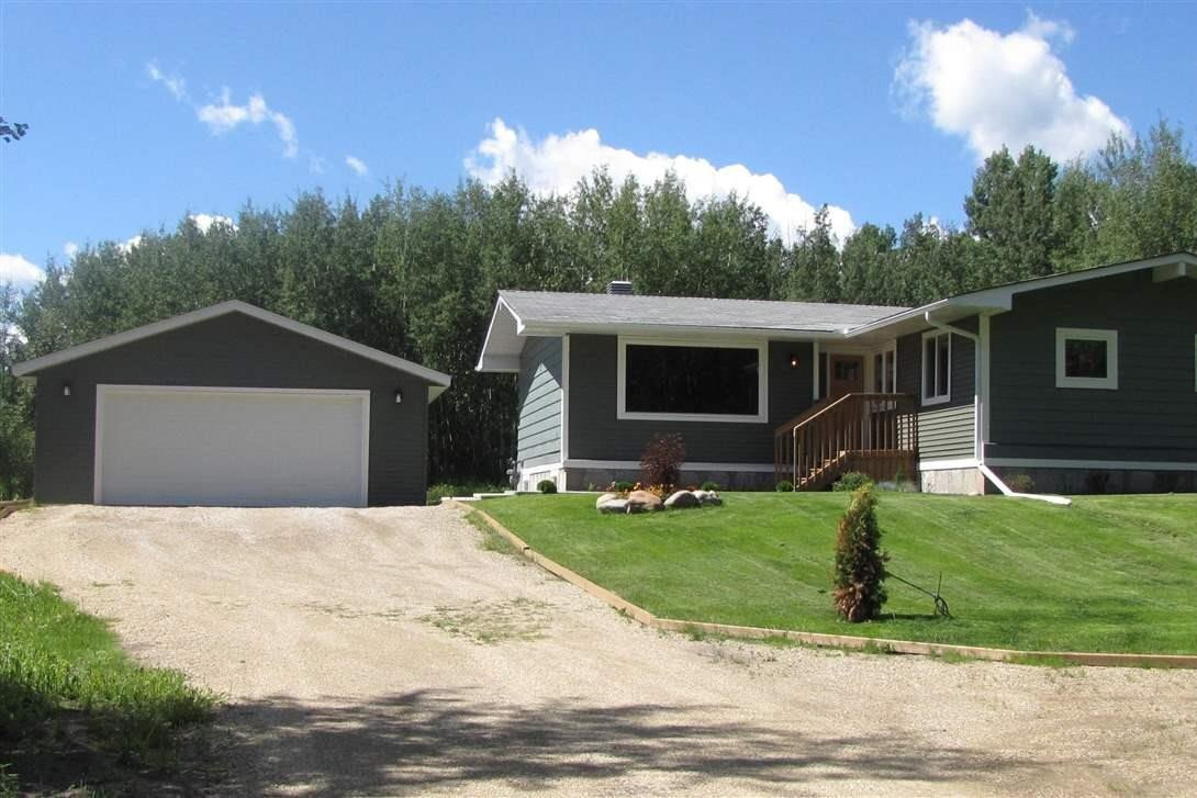 House for sale at 3521 Twn542 Paradise Estates Unit 37, Rural Lac Ste. Anne County Alberta - MLS: E4200069
