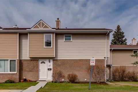 Townhouse for sale at 3620 51 St Southwest Unit 37 Calgary Alberta - MLS: C4244791