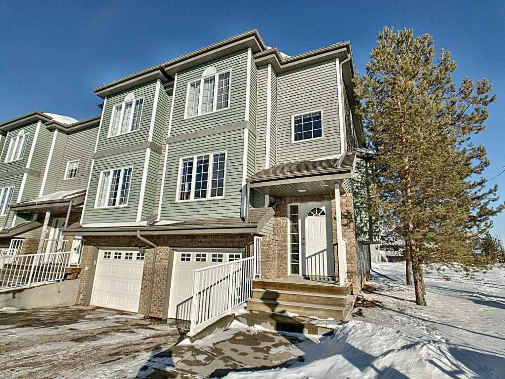 Townhouse for sale at 5102 30 Ave Unit 37 Beaumont Alberta - MLS: E4185220