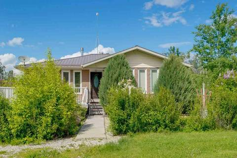 House for sale at 54104 Rge Rd Unit 37 Rural Lac Ste. Anne County Alberta - MLS: E4162290