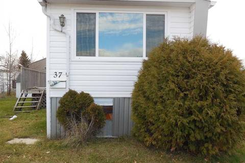 Residential property for sale at 5612 53 Ave Unit 37 Cold Lake Alberta - MLS: E4135387