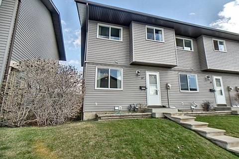 Townhouse for sale at 6020 Temple Dr Northeast Unit 37 Calgary Alberta - MLS: C4249082