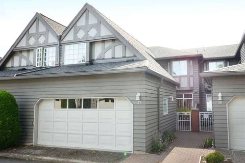 Townhouse for sale at 6100 Woodwards Rd Unit 37 Richmond British Columbia - MLS: R2430823