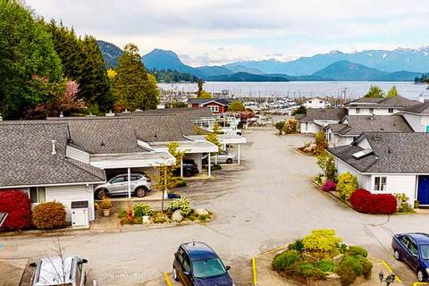 Townhouse for sale at 696 Trueman Rd Unit 37 Gibsons British Columbia - MLS: R2453911