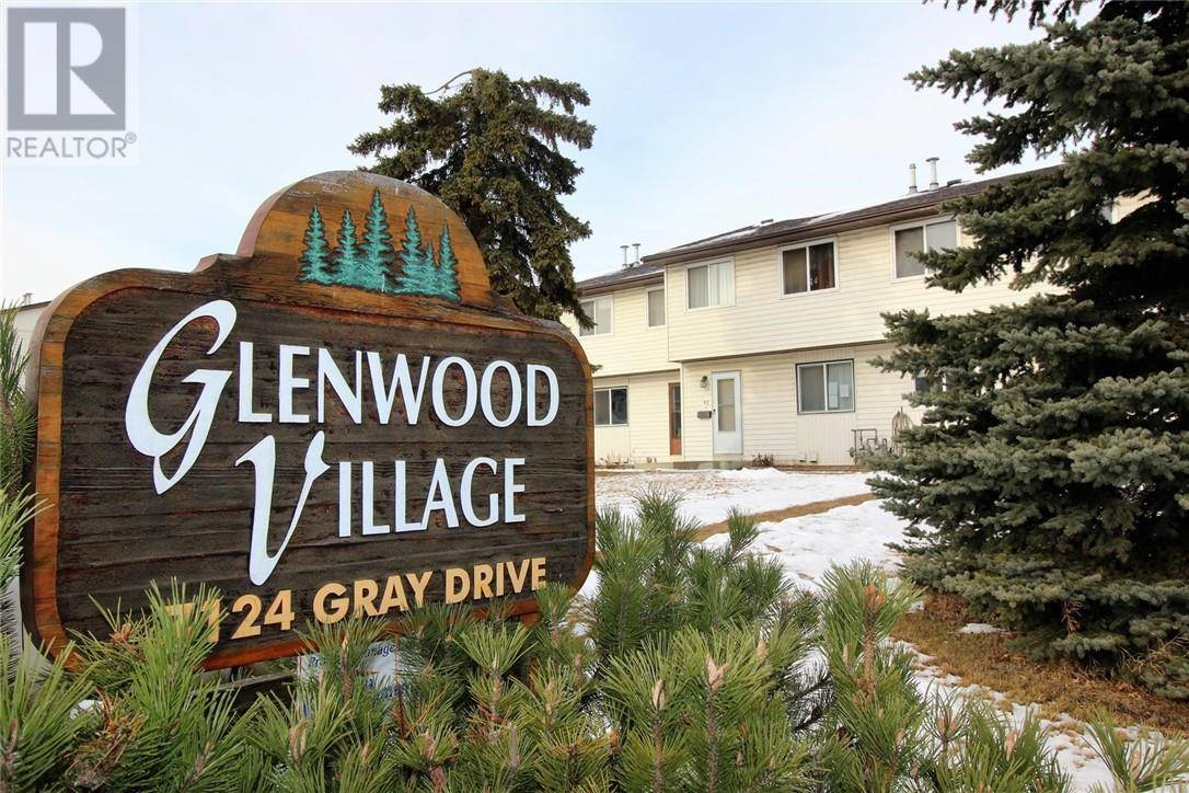 Townhouse for sale at 7124 Gray Dr Unit 37 Red Deer Alberta - MLS: ca0183414
