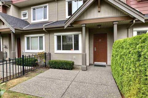 Townhouse for sale at 7733 Heather St Unit 37 Richmond British Columbia - MLS: R2411011