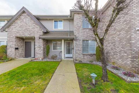 Townhouse for sale at 8533 Broadway St Unit 37 Chilliwack British Columbia - MLS: R2439598