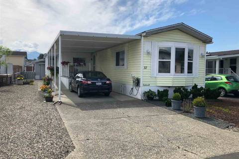 Home for sale at 9055 Ashwell Rd Unit 37 Chilliwack British Columbia - MLS: R2389074