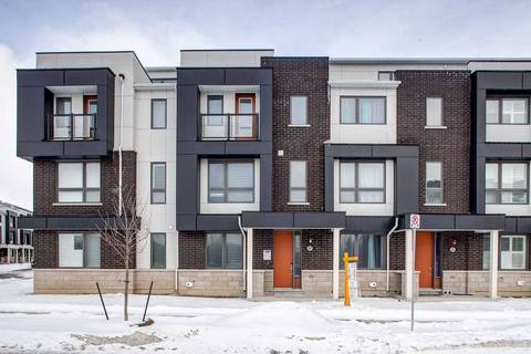 Townhouse for sale at 37 Adam Sellers St Markham Ontario - MLS: N4372600