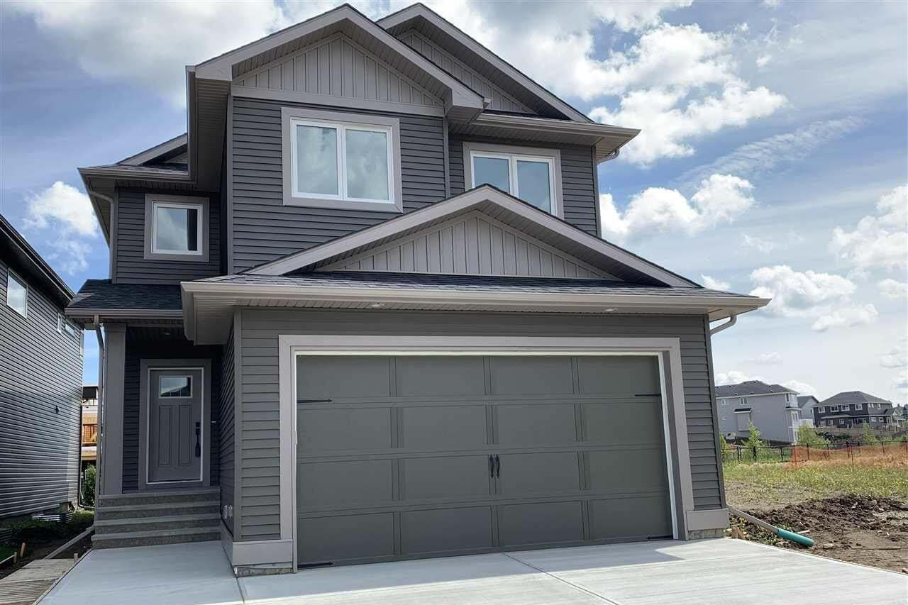 House for sale at 37 Ainsley Wy Sherwood Park Alberta - MLS: E4205333