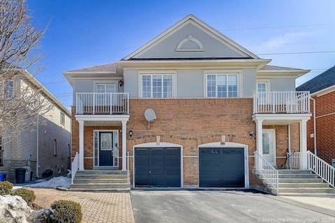 Townhouse for sale at 37 Alanno Wy Vaughan Ontario - MLS: N4700667
