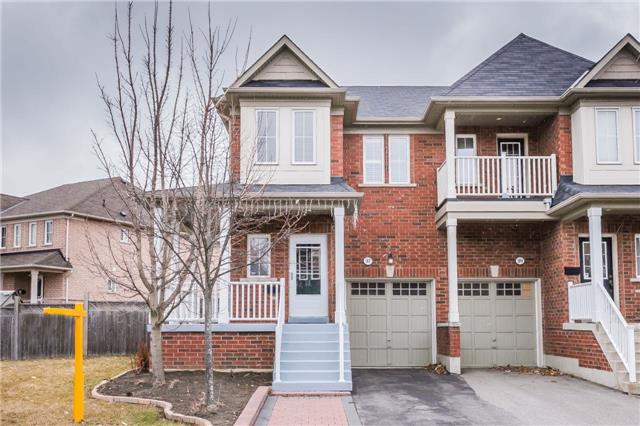 For Sale: 37 Aldonschool Court, Ajax, ON   3 Bed, 4 Bath Townhouse for $629,900. See 20 photos!