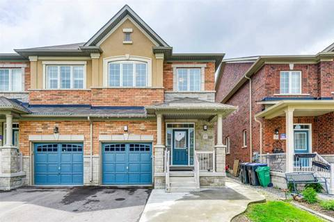 Townhouse for sale at 37 Altura Wy Brampton Ontario - MLS: W4493884