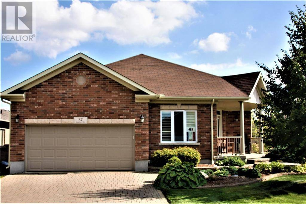 House for sale at 37 Amberdale Wy New Hamburg Ontario - MLS: 30754331