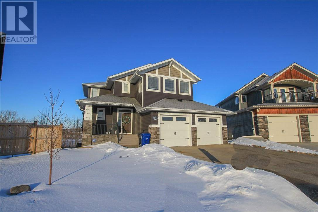 House for sale at 37 Ash Cs Blackfalds Alberta - MLS: ca0190811