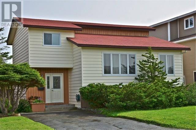 House for sale at 37 Ashford Dr Mount Pearl Newfoundland - MLS: 1205602