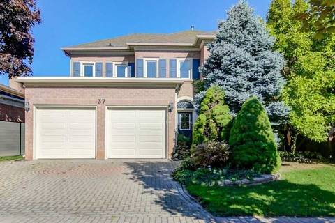 House for sale at 37 Baynards Ln Richmond Hill Ontario - MLS: N4604237