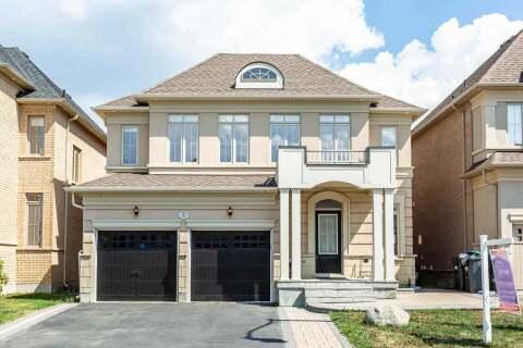House for sale at 37 Bear Run Rd Brampton Ontario - MLS: W4815604
