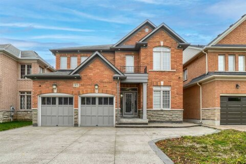 House for sale at 37 Belleville Dr Brampton Ontario - MLS: W5002192
