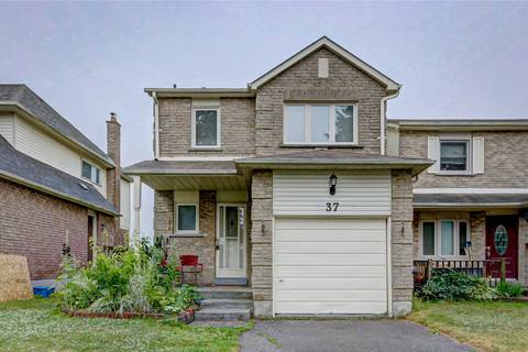 House for sale at 37 Bellwood Dr Whitby Ontario - MLS: E4520333