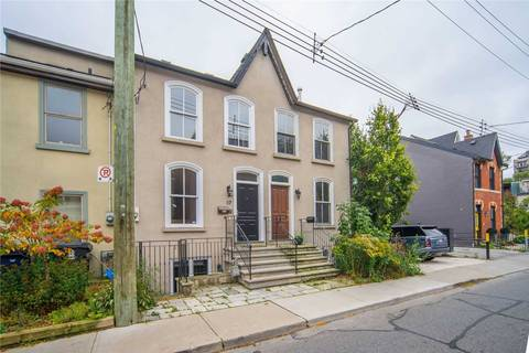 Townhouse for rent at 37 Berryman St Toronto Ontario - MLS: C4613154