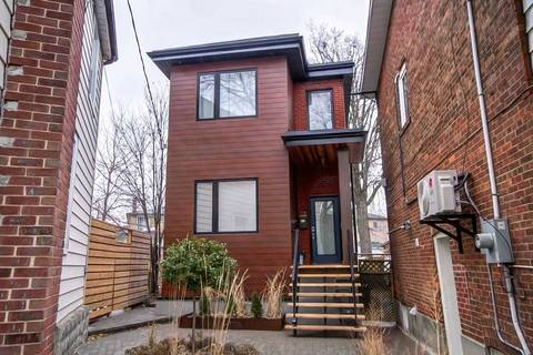 House for rent at 37 Blackthorn Ave Toronto Ontario - MLS: W4694112