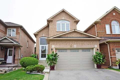 House for sale at 37 Blue Whale Blvd Brampton Ontario - MLS: W4905968