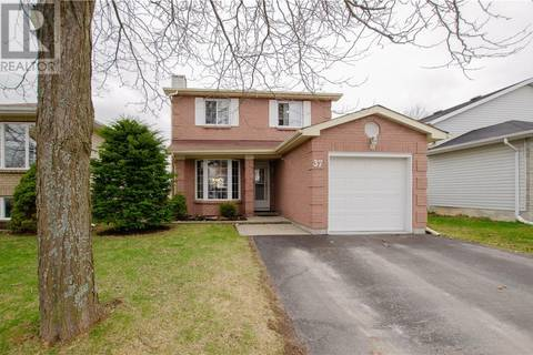 House for sale at 37 Bogart Cres Belleville Ontario - MLS: 189405