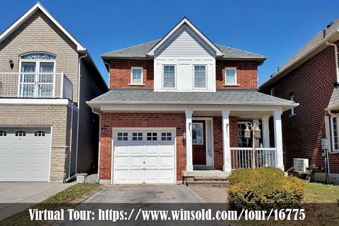 House for sale at 37 Bolster Ln Uxbridge Ontario - MLS: N4735933
