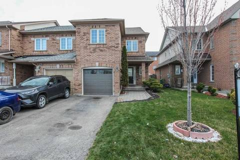 Townhouse for sale at 37 Brickyard Wy Brampton Ontario - MLS: W4750545