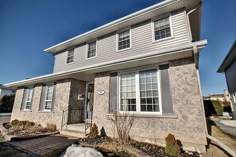 House for sale at 37 Brockington Cres Nepean Ontario - MLS: 1150122