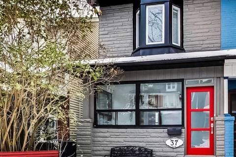 Townhouse for sale at 37 Burgess Ave Toronto Ontario - MLS: E4636870