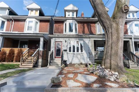 Townhouse for sale at 37 Bushell Ave Toronto Ontario - MLS: E4428556
