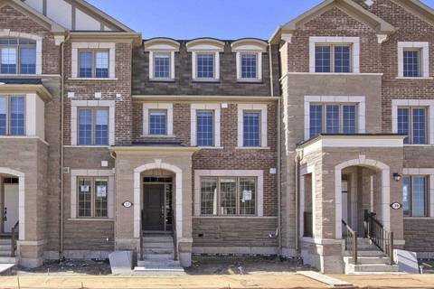 Townhouse for sale at 37 Casely Ave Richmond Hill Ontario - MLS: N4483782