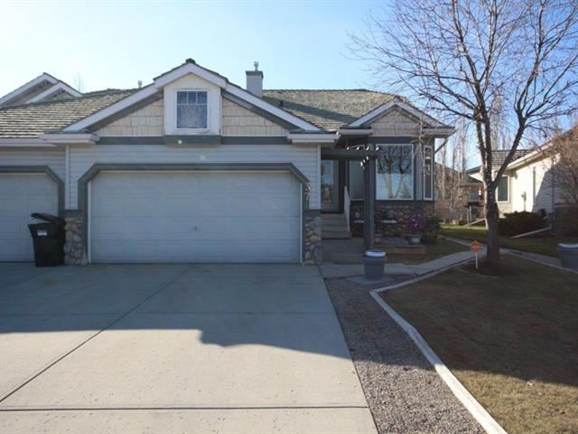 For Sale: 37 Chaparral Villas Southeast, Calgary, AB   4 Bed, 3 Bath Townhouse for $484,000. See 17 photos!