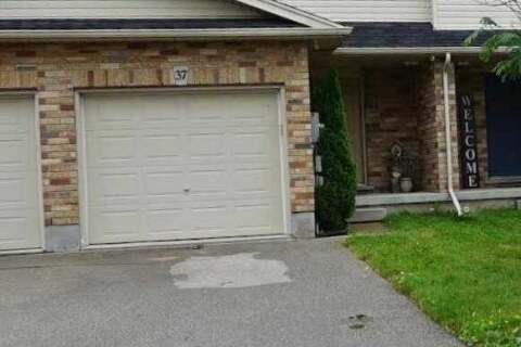 Townhouse for sale at 37 Clough Cres Guelph Ontario - MLS: X4856370